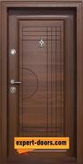 Блиндирана входна врата модел T-305, Класик