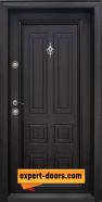 Блиндирана входна врата модел T-503, Класик