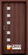 Интериорна врата Gradde Reichsburg, цвят Шведски дъб