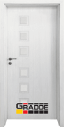 Интериорна врата Gradde Reichsburg, цвят Сибирска лиственица