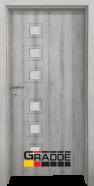 Интериорна врата Gradde Reichsburg, цвят Ясен Вералинга