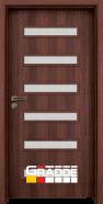 Интериорна врата Gradde Schwerin, цвят Шведски дъб