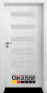 Интериорна врата Gradde Schwerin, цвят Сибирска лиственица