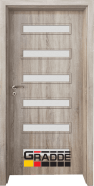 Интериорна врата Gradde Schwerin, цвят Дъб Вераде