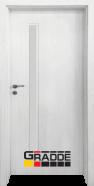 Интериорна врата Gradde Wartburg, цвят Сибирска лиственица