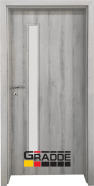 Интериорна врата Gradde Wartburg, цвят Ясен Вералинга