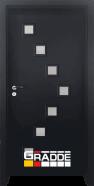 Интериорна врата Gradde Zwinger, цвят Орех Рибейра