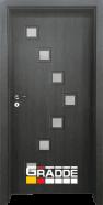 Интериорна врата Gradde Zwinger, цвят Череша Сан Диего