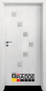 Интериорна врата Gradde Zwinger, цвят Сибирска лиственица