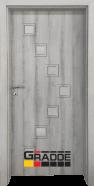 Интериорна врата Gradde Zwinger, цвят Ясен Вералинга